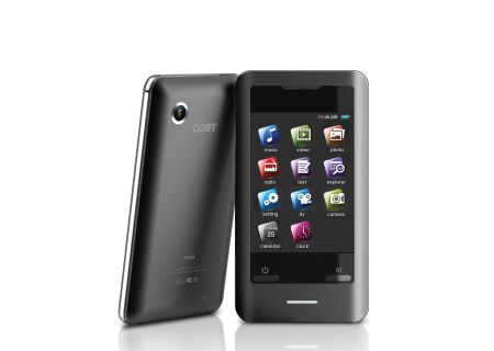 Coby - MP828 - iPods & MP3 Players