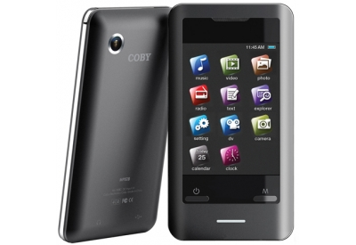 Coby - MP828 8GB - iPods & MP3 Players