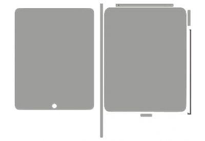 Wrapsol - MPAP008 - iPad Screen Protectors