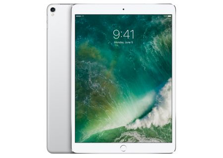 Apple iPad Pro 10.5-Inch 256GB Wi-Fi + Cellular Silver - MPHH2LL/A