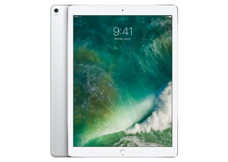 Apple iPad Pro 12.9-Inch 512GB Wi-Fi + Cellular Silver  - MPLK2LL/A