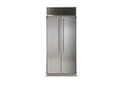 Marvel - MPRO36SS-SS - Built-In Side-by-Side Refrigerators