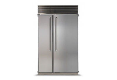 Marvel - MPRO48SS-SS - Built-In Side-by-Side Refrigerators