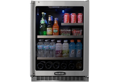 Marvel - MPRO6GARMBSLR - Wine Refrigerators and Beverage Centers