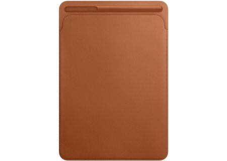 Apple iPad Pro 10.5-Inch Saddle Brown Leather Sleeve - MPU12ZM/A
