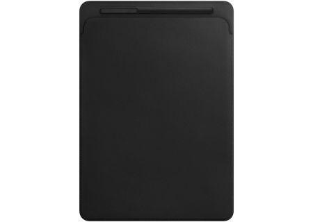 Apple iPad Pro 12.9-Inch Black Leather Sleeve - MQ0U2ZM/A