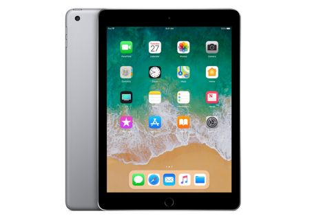 Apple iPad 9.7-Inch 32GB Wi-Fi Space Gray - MR7F2LL/A