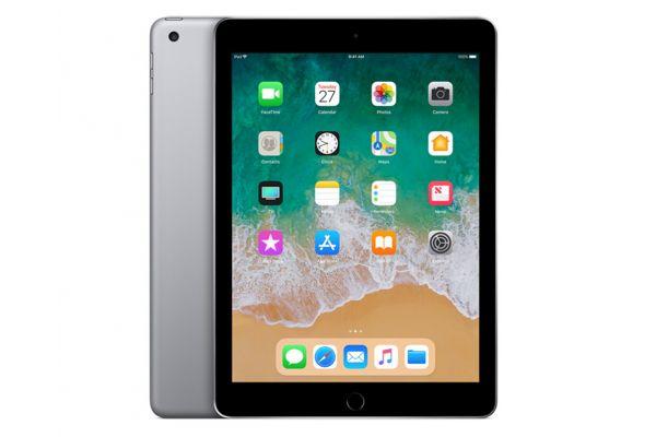 Apple iPad 9.7-Inch 32GB Wi-Fi Space Gray - MR7F2LL/A