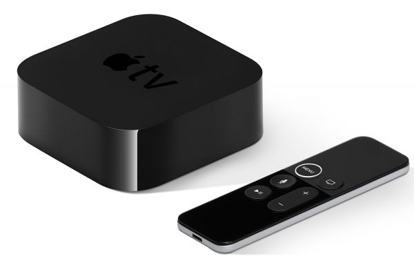 Large image of Apple TV 4th Gen. 32GB - MR912LL/A