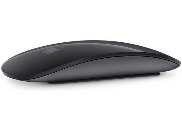 Large image of Apple Space Gray Magic Mouse 2 - MRME2LL/A