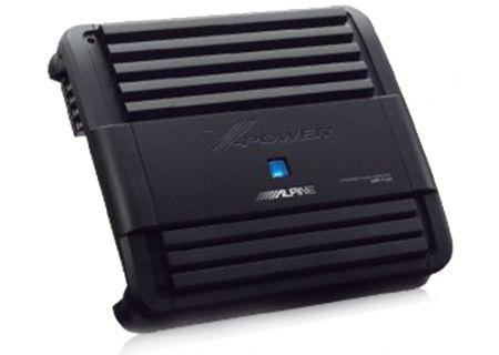 Alpine - MRP-F300 - Car Audio Amplifiers