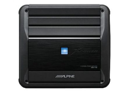 Alpine - MRX-F35 - Car Audio Amplifiers