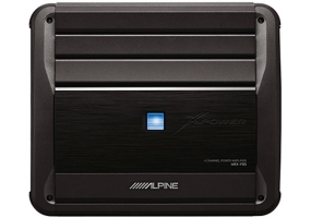 Alpine - MRX-F65 - Car Audio Amplifiers