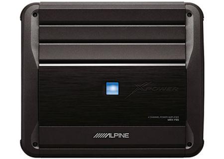 Alpine - MRX-F65 - Car Audio Amplifiers