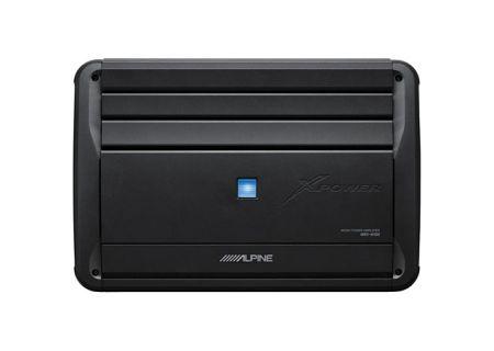 Alpine - MRX-M100 - Car Audio Amplifiers