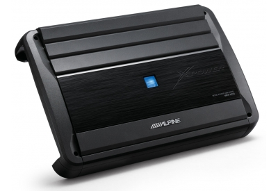 Alpine - MRX-M110 - Car Audio Amplifiers