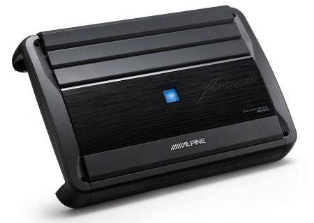 Alpine - MRX-M110 - Car Audio Amplifiers