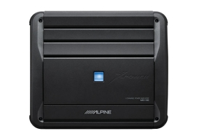 Alpine - MRX-V60 - Car Audio Amplifiers