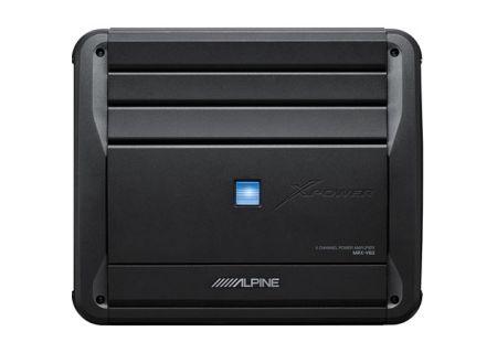Alpine - MRX-V60 - Car Audio Amplifiers