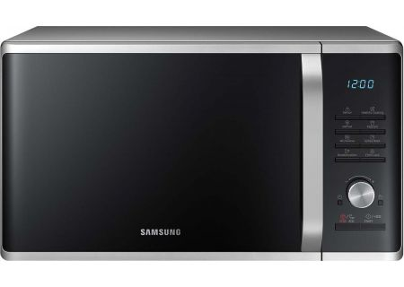 Samsung Silver Sand Countertop Microwave - MS11K3000AS
