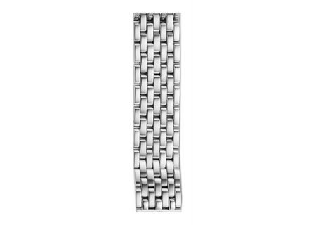 Michele 16mm Serein 16 7-Link Stainless Steel Bracelet  - MS16DH235009