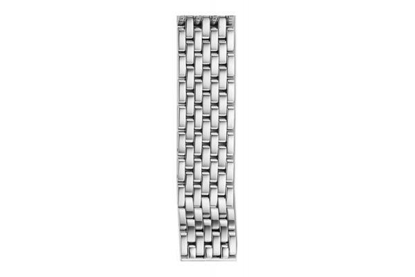 Michele 16mm Serein 16 7-Link Stainless Steel Bracelet - MS16DH235009