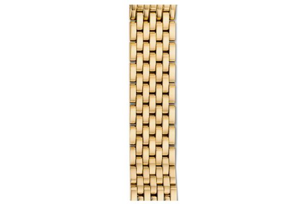 Michele 16mm Serein 16 7-Link Gold Bracelet - MS16DH246710