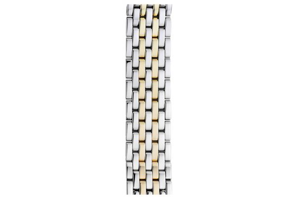Michele 18mm Deco 7-Link Two-Tone Bracelet - MS18AU285048