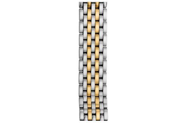 Michele 18mm Serein 7-Link Two-Tone Gold Bracelet - MS18EV285048