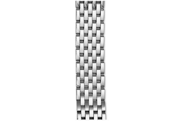 Michele 18mm Sidney Stainless Steel 7-Link Bracelet - MS18GA235009