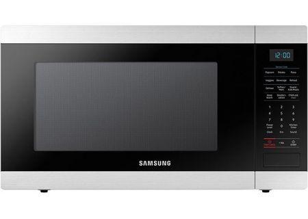 Samsung - MS19M8000AS - Countertop Microwaves