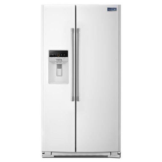 Refrigerator water dispenser hook up