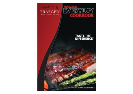 Traeger Everyday Grill Cookbook - MSC106