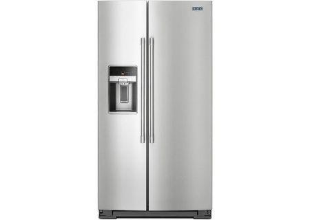 Maytag - MSC21C6MFZ - Side-by-Side Refrigerators