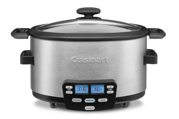 Large image of Cuisinart 3-In-1 4 Quart Cook Central - MSC-400