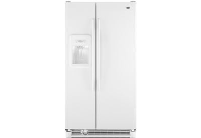 Maytag - MSD2273VEW - Side-by-Side Refrigerators