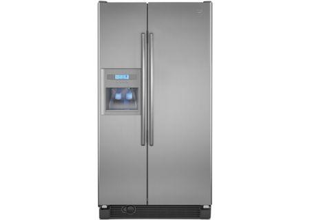 Maytag - MSD2553WEM - Side-by-Side Refrigerators