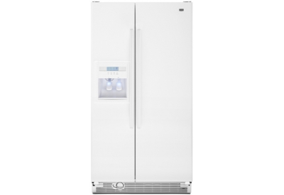Maytag - MSD2553WEW - Side-by-Side Refrigerators