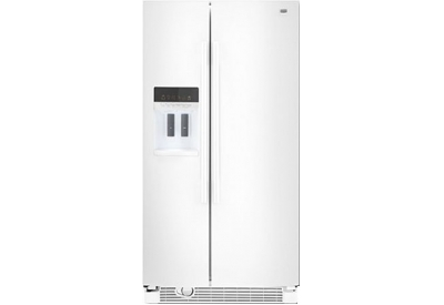 Maytag - MSD2559XEW - Side-by-Side Refrigerators