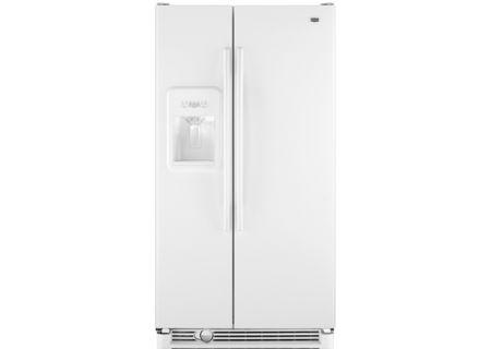 Maytag - MSD2573VEW - Side-by-Side Refrigerators