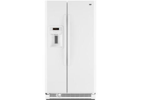 Maytag - MSD2576VEW - Side-by-Side Refrigerators
