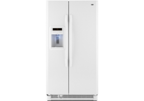 Maytag - MSD2578VEW - Side-by-Side Refrigerators