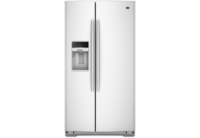 Maytag - MSF22D4XAW - Side-by-Side Refrigerators