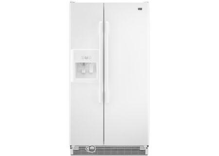 Maytag - MSF25C2EXW - Side-by-Side Refrigerators