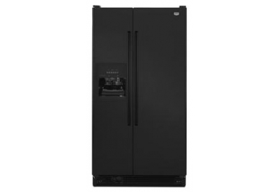Maytag - MSF25D2EAB - Side-by-Side Refrigerators
