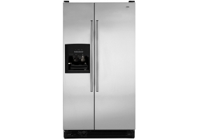 Maytag - MSF25D2EAS - Side-by-Side Refrigerators