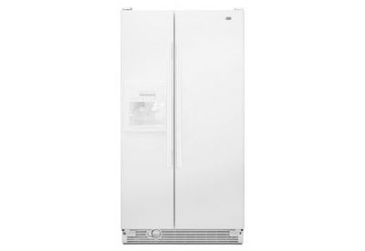 Maytag - MSF25D2EAW - Side-by-Side Refrigerators