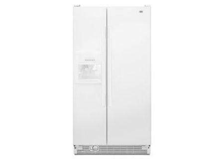 Maytag - MSF25D2EAW - Side-by-Side Refrigerators