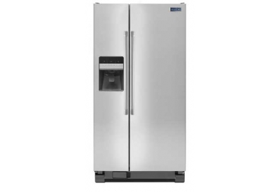 Maytag - MSF25D4MDM - Side-by-Side Refrigerators