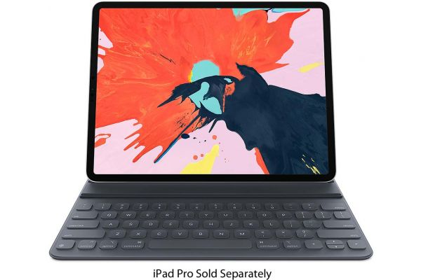 Large image of Apple Smart Keyboard Folio For 12.9-Inch iPad Pro (3rd Generation) - MU8H2LL/A